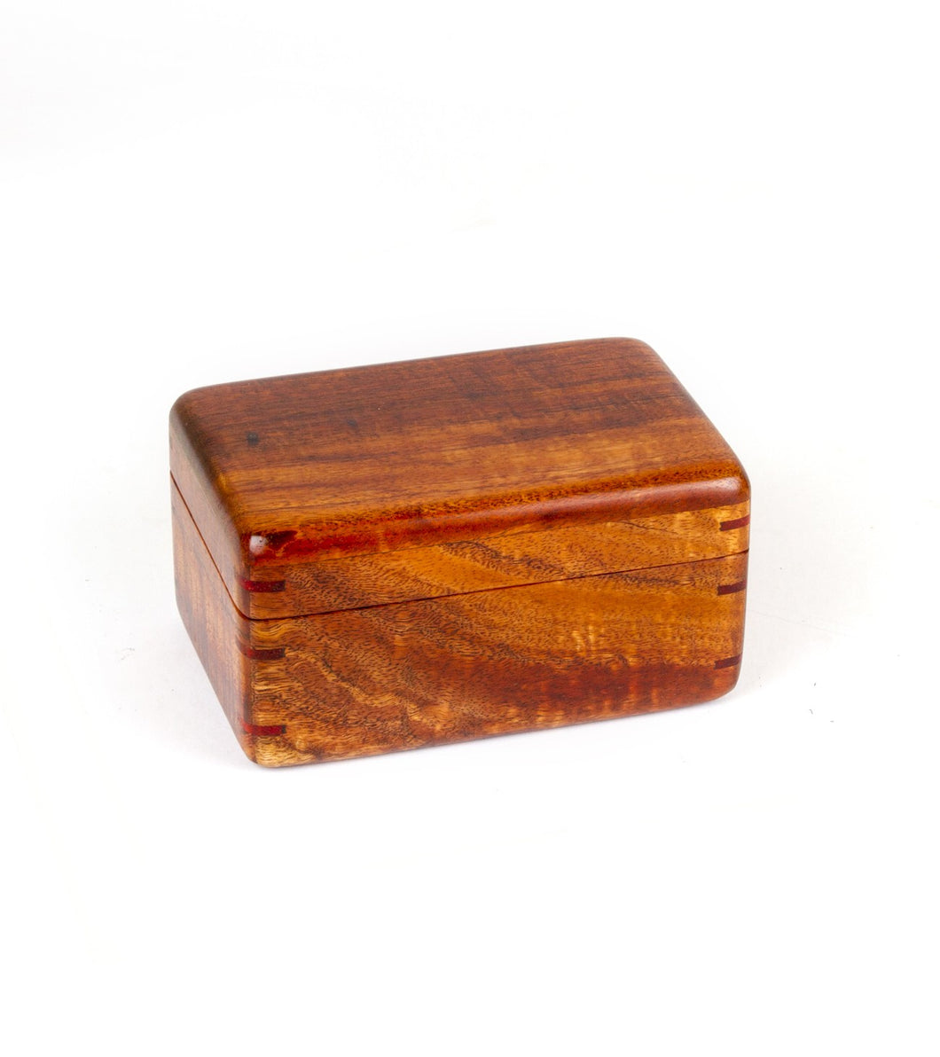 Koa Jewelry Box - Small