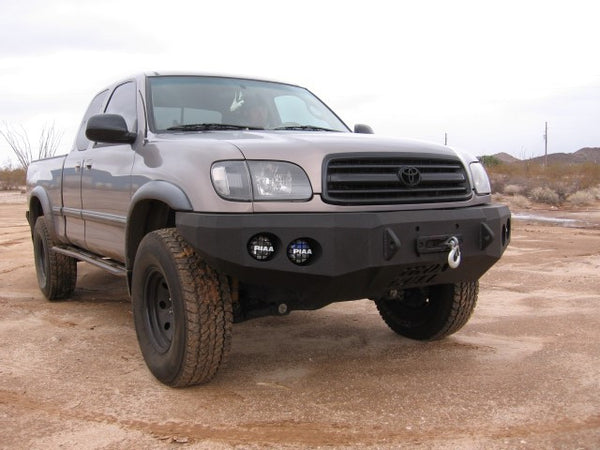 2000-2002 Toyota Tundra Front Base Bumper