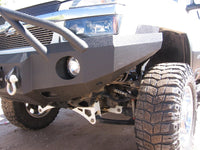 2002-2006 Chevrolet Avalanche 1500 Front Base Bumper (CLADDED) - Iron Bull Bumpers