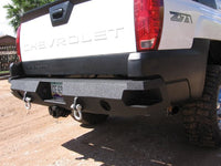 2002-2006 Chevrolet Avalanche Rear Base Bumper (CLADDED VERSION ONLY)