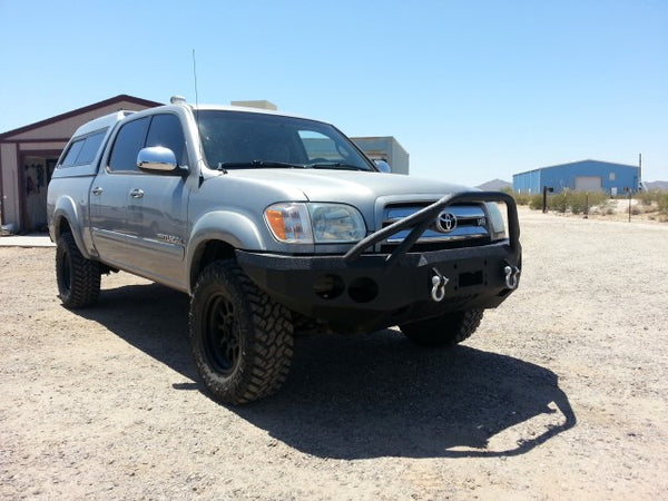 2003 2006 Toyota Tundra 4 Door Only Front Base Bumper