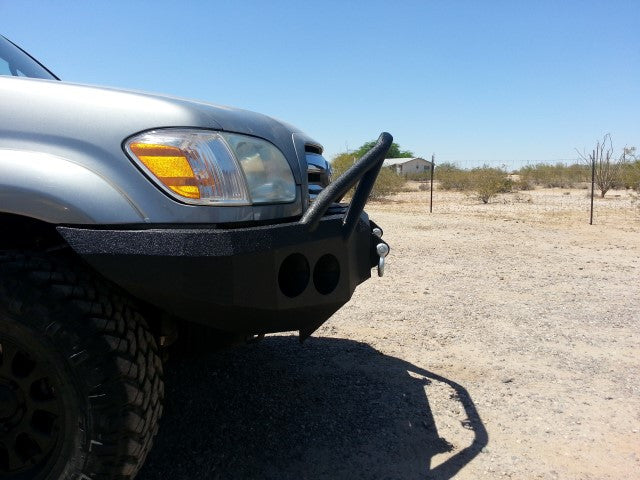 2003-2006 Toyota Tundra (4 Door Only) Front Base Bumper