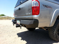2003-2006 Toyota Tundra (4 Doors Only) Rear Base Bumper - Iron Bull Bumpers