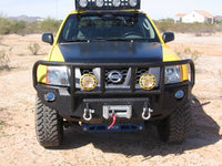 2009-2015 Nissan X-Terra Front Base Bumper (Grille must be changed)