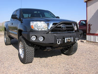 2005-2011 Toyota Tacoma Front Base Bumper - Iron Bull Bumpers
