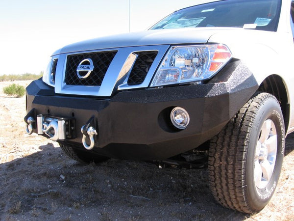 2005 2018 nissan frontier front base bumper iron bull bumpers