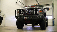 2008-2010 Ford F-250/350 Front Base Bumper