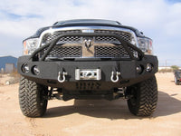 2009-2012 Dodge 1500 Front Base Bumper