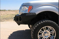 2009-2014 Ford F-150 Front Base Bumper
