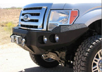 2009-2014 Ford F-150 Front Base Bumper - Iron Bull Bumpers