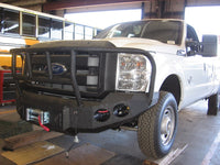 2011-2016 Ford F-250/350 Front Base Bumper