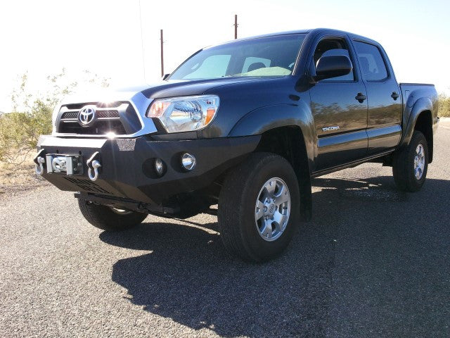 2012-2015 Toyota Tacoma Front Base Bumper