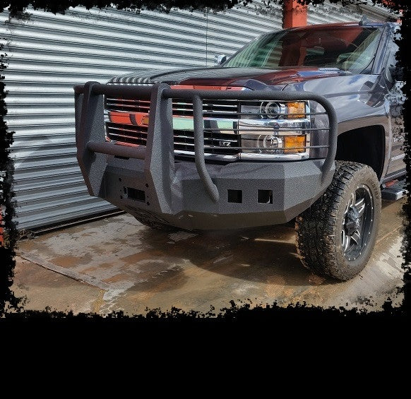 Heavy Duty Carnage Bars - Iron Bull Bumpers