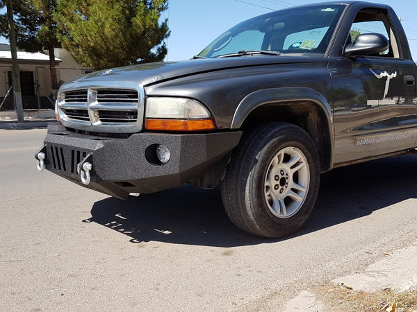 1997-2004 Dodge Dakota Front Base Bumper