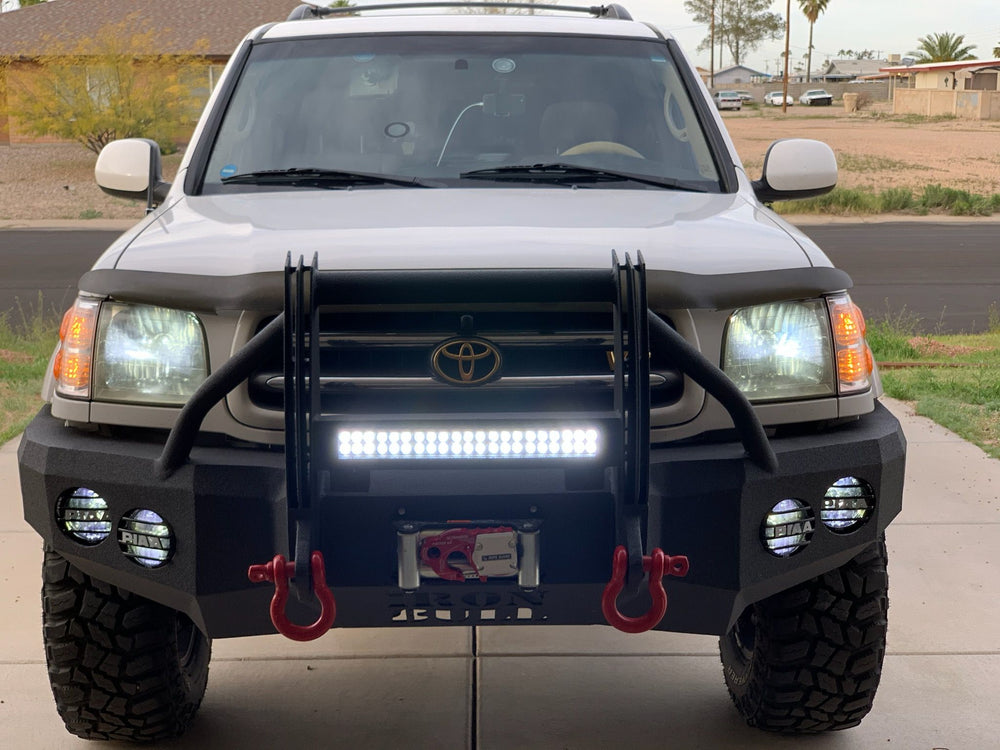 2001-2007 Toyota Sequoia Front Base Bumper