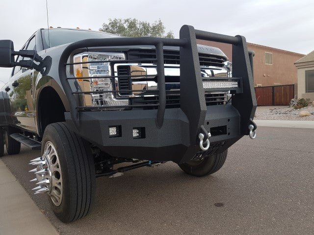 2017-2023 Ford F-250/350 Front Base Bumper