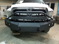ADD-ON California Compliant Light Covers - Iron Bull Bumpers - ADD-ON - Metal bumper for heavy duty trucks Perfect for CITY/OFF-ROAD applications with Light Buckets and Winch Mount included