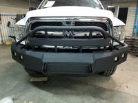 ADD-ON Blue Ox Style Tow D-rings - Iron Bull Bumpers