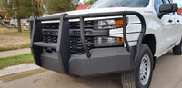 2019-2023 Chevrolet 1500 Front Base Bumper