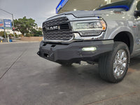 2019-2022 Dodge 2500/3500 LARAMIE / LIMITED Front Base Bumper With Factory Fog Lights