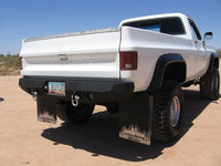 1973-1980 Chevrolet 1500 Rear Base Bumper - Iron Bull Bumpers
