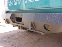 1988-1998 Chevrolet 2500/3500 Rear Base Bumper