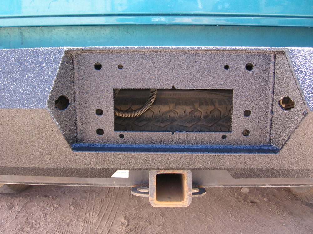 1988-1998 Chevrolet Tahoe Rear Base Bumper