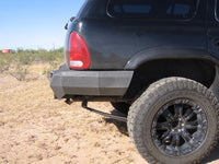 1997-2003 Dodge Durango Rear Base Bumper