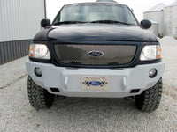 1997-2003 Ford F-150 Front Base Bumper - Iron Bull Bumpers