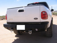 1997-2003 Ford F-150 Flareside Rear Base Bumper - Iron Bull Bumpers