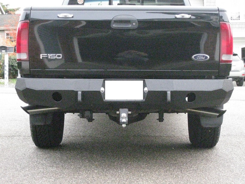 1997-2003 Ford F-150 Rear Base Bumper - Iron Bull Bumpers