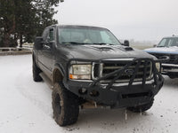 1999-2004 Ford F-250/350 Front Base Bumper