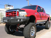 1999-2004 Ford F-250/350 Front Base Bumper - Iron Bull Bumpers