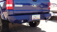 1993-2012 Ford Ranger Rear Base Bumper - Iron Bull Bumpers