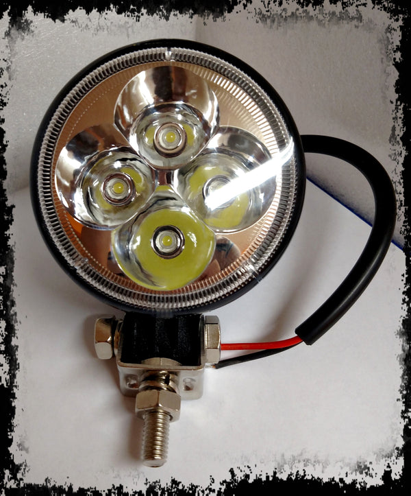 ACCESSORY Rear Round LED Light