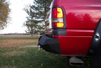 1994-2001 Dodge 1500 Rear Base Bumper
