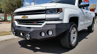 ACCESSORY 4 Inch Round LED Light - Iron Bull Bumpers