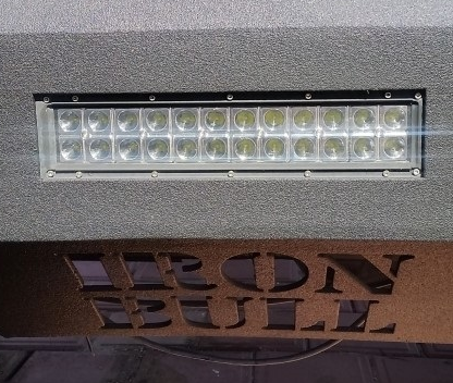 ACCESSORY 12 & 20 Inch Straight LED Light Bar