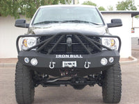 2006-2009 Dodge 2500/3500 Front Base Bumper