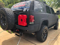 2001-2006 Chevrolet Tahoe Rear Base Bumper