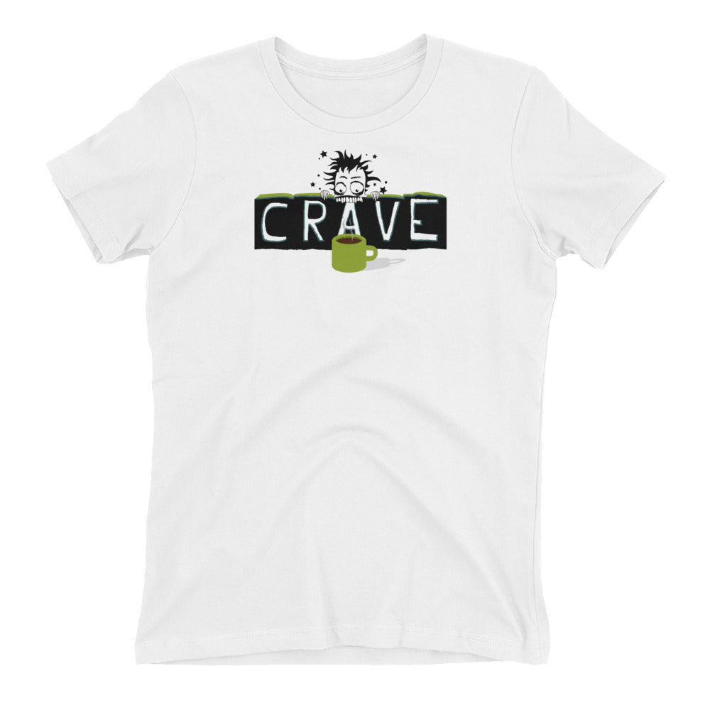 Crave - Short Sleeve Women's T-shirt