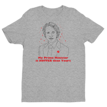 Hot Prime Minister - Short Sleeve Men's T-shirt