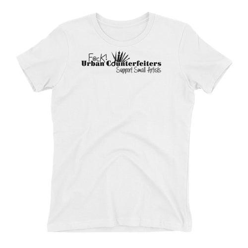 Counterfeiters - Short Sleeve Women's T-shirt - Light Tees