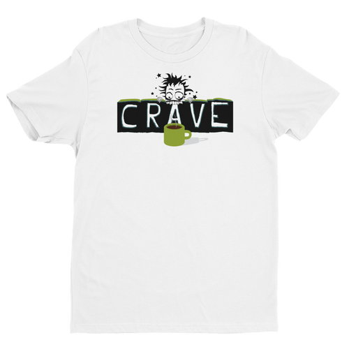 Crave - Short Sleeve Men's T-shirt