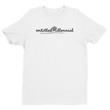 Entitled Millennial - Short Sleeve Men's T-shirt - Light Tees