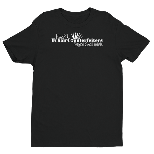 Counterfeiters - Short Sleeve Men's T-shirt - Dark Tees