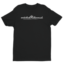 Entitled Millennial - Short Sleeve Men's T-shirt - Dark Tees