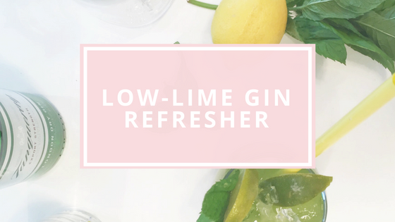 Low-Lime Refresher G&T