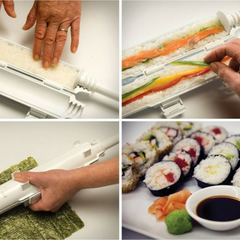 Make sushi like a pro