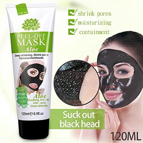 Deep cleansing blackhead pore strips